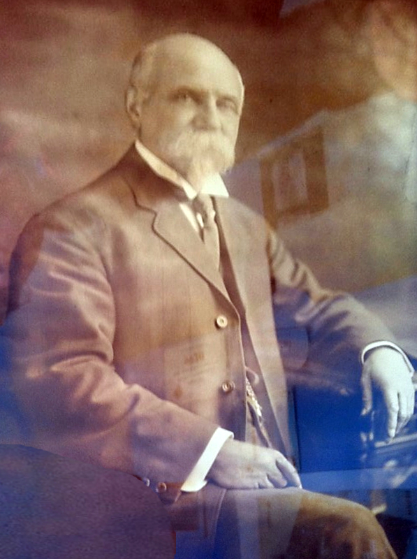 William H. Whiting firstcommodore of Stone Horse Yahct Club