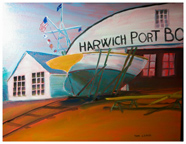 Harwich was originally known as Satucket until it was incorporated as a town in 1694. After incorporation the town was then named for the famous seaport in England. Harwich Port is a significant small seaport on Cape Cod.