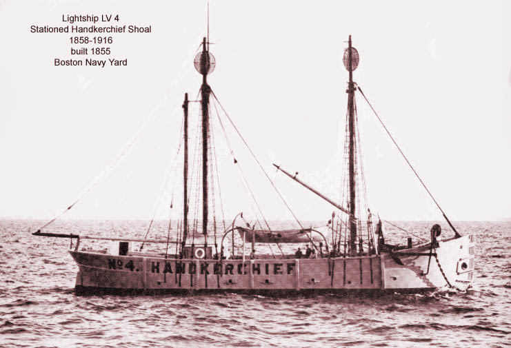 LV-4 was on station off Harwich port 1858-1916