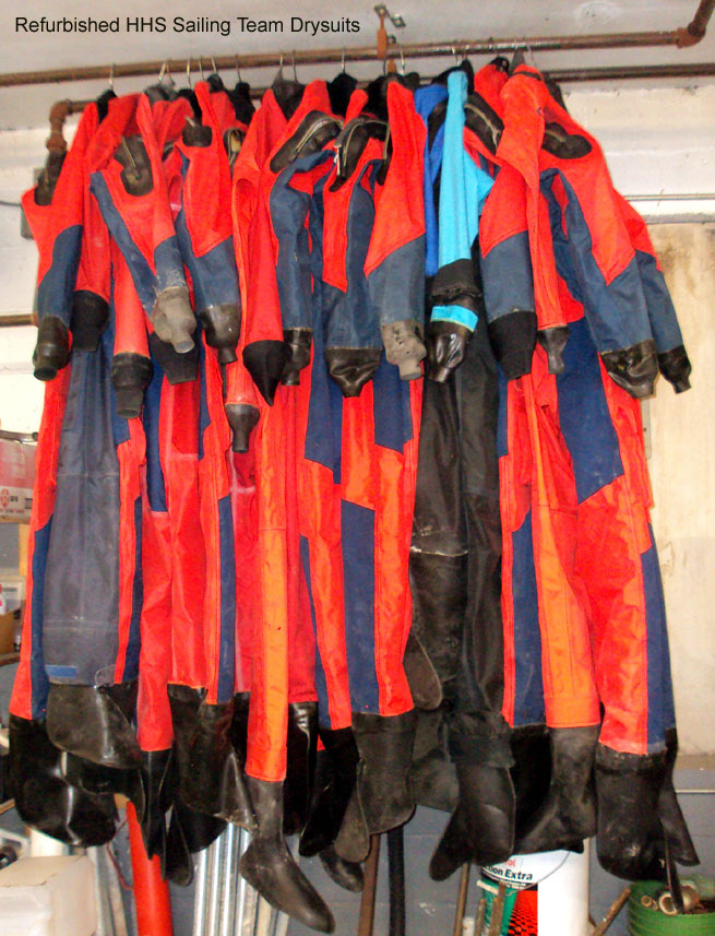 Drysuits for powerboating and sailing - boats.com